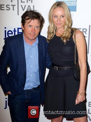 Michael J Fox and Tracy Pollan - 'Trust Me' World Premiere at the 2013 Tribeca Film Festival - New York,...