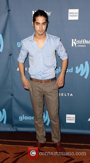 Avan Jogia - 24th Annual GLAAD Media Awards held at the JW Marriott - Arrivals - Los Angeles, CA, United...