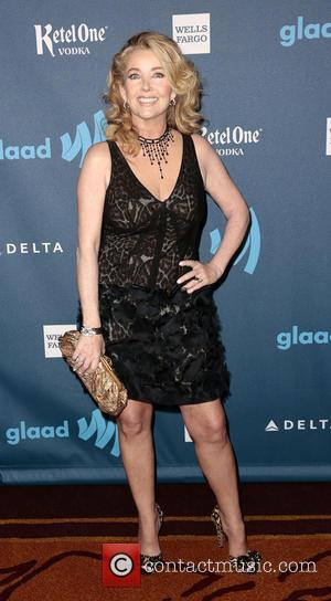 Melody Thomas Scott - 24th Annual GLAAD Media Awards held at the JW Marriott - Arrivals - Los Angeles, CA,...