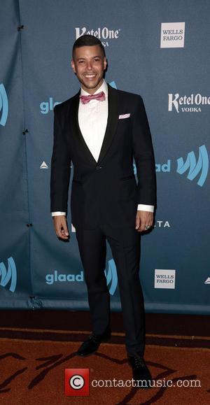 Wilson Cruz - 24th Annual GLAAD Media Awards held at the JW Marriott - Arrivals - Los Angeles, CA, United...