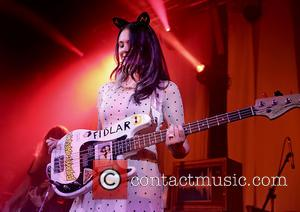 Kate Nash - Kate Nash performs live at East Village Arts Club - Liverpool, England, United Kingdom - Sunday 21st...