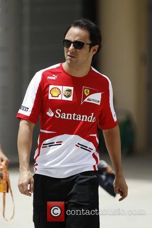 Felipe Massa - Bahrain F1 Grand Prix at the Bahrain International Circuit - Pre Race - Sakhir, Manama, Bahrain -...