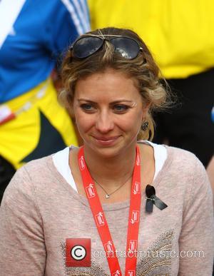 Holly Branson - The 2013 Virgin London Marathon - London, United Kingdom - Sunday 21st April 2013