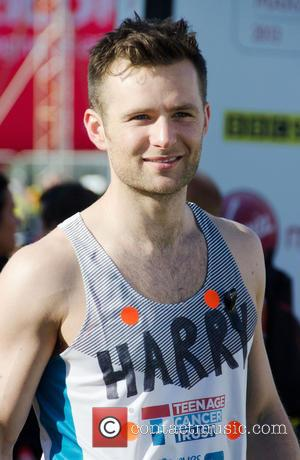 Harry Judd - The 2013 Virgin London Marathon - London, United Kingdom - Sunday 21st April 2013