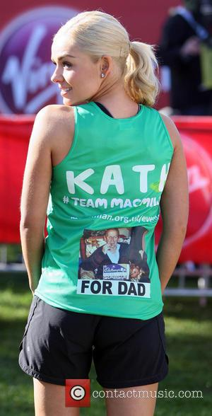 Stars Compete In London Marathon