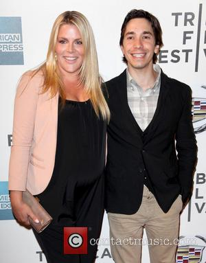 Busy Philipps and Justin Long