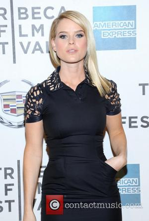 Alice Eve - 2013 Tribeca Film Festival 'Some Velvet Morning' premiere - Arrivals - New York City, NY, United States...