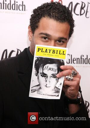 Corbin Bleu - Broadway opening night for 'Macbeth' held at the Hudson Terrace - After Party - New York, NY,...