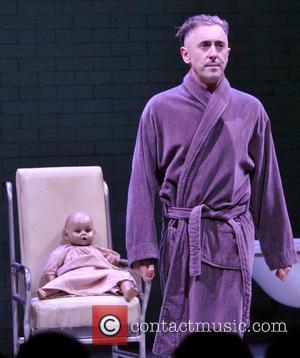 Alan Cumming - Broadway opening night for 'Macbeth'