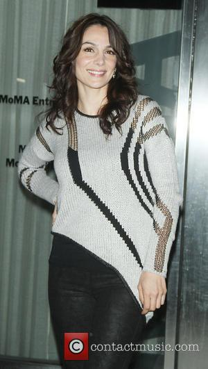 Annie Parisse - The Cinema Society with FIJI Water & Levi's screening of 'Mud' at The Museum of Modern Art...