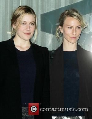 Greta Gerwig and Mickey Summer - The Cinema Society with FIJI Water & Levi's screening of 'Mud' at The Museum...