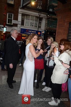Kimberley Walsh - 'All Stars' UK premiere held at the Vue cinema, Leicester Square - Arrivals - London, United Kingdom...