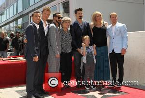 AJ McLean, Brian Littrell, Howie Dorough, Kevin Richardson, Nick Carter and Family Members