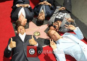 AJ McLean, Brian Littrell, Howie Dorough, Kevin Richardson, Nick Carter and Of The Backstreet Boys