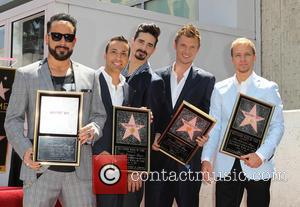 AJ McLean, Brian Littrell, Howie Dorough, Kevin Richardson, Nick Carter and Of The Backstreet Boys - The Backstreet Boys are...