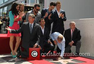 Leron Gubler, AJ McLean, Brian Littrell, Howie Dorough, Kevin Richardson, Nick Carter and Of The Backstreet Boys