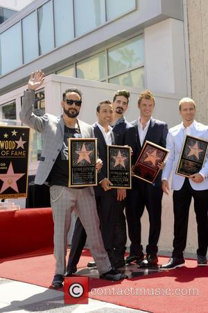 Aj Mclean, Brian Littrell, Howie Dorough, Kevin Richardson, Nick Carter and The Backstreet Boys