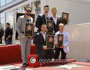 AJ McLean, Brian Littrell, Howie Dorough, Kevin Richardson, Nick Carter and The Backstreet Boys