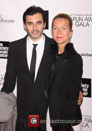 Yigal Azrouel and Natalie Joos