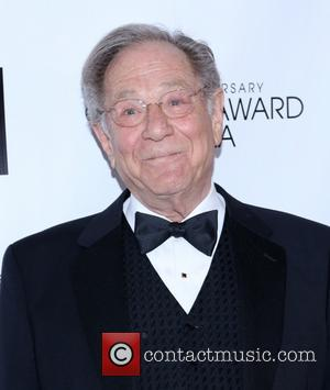 George Segal - The Film Society of Lincoln Center's 40th Annual Chaplin Award Gala - New York City, United States...