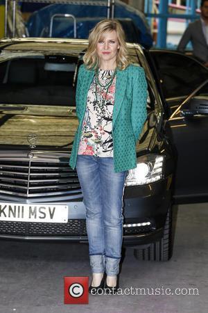 Ashley Jensen - Celebrities at the ITV studios - London, United Kingdom - Monday 22nd April 2013
