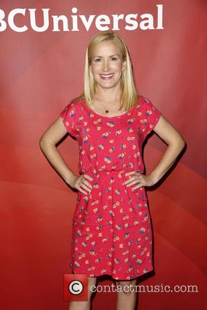 Angela Kinsey - Celebrities attend 2013 NBCUniversal Summer Press Day at The Langham Huntington Hotel and Spa. - Los Angeles,...