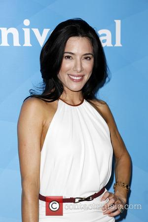 Jaime Murray - Celebrities attend 2013 NBCUniversal Summer Press Day at The Langham Huntington Hotel and Spa. - Los Angeles,...