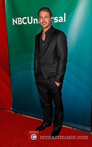 Taylor Kinney - Celebrities attend 2013 NBCUniversal Summer Press Day at The Langham Huntington Hotel and Spa. - Los Angeles,...