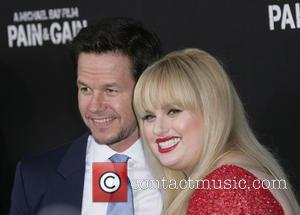 Mark Wahlberg and Rebel Wilson