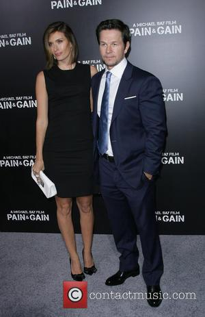 Mark Wahlberg and Rhea Durham