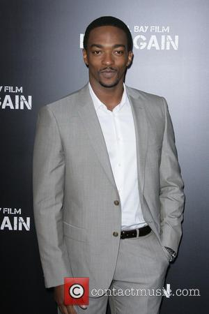 Anthony Mackie - Los Angeles Premiere of