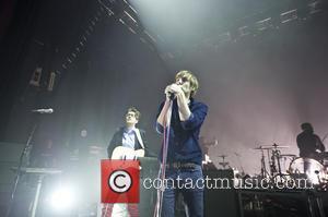 Phoenix - Phoenix performing live at the Shepherds Bush Empire - London, United Kingdom - Monday 22nd April 2013