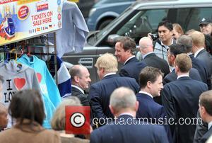David Cameron and Boris Johnson