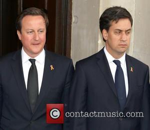 David Cameron and Ed Milliband