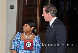 Doreen Lawrence and David Cameron