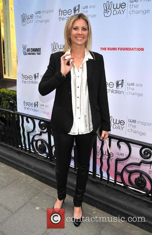 Holly Branson - 'We Day' launch party held at T. Goode & Co. - Arrivals - London, United Kingdom -...