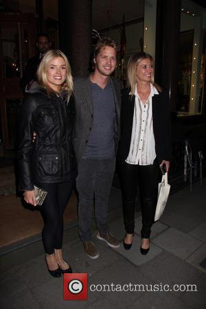 Sam Branson, Isabella Calthorpe, Isabella Branson and Holly Branson - 'We Day' launch party held at T. Goode & Co....