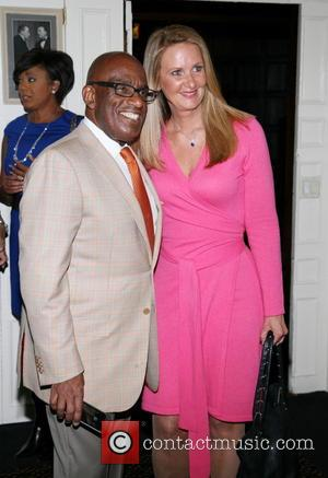 Al Roker and Linda Church