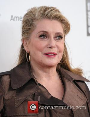Catherine Deneuve To Be Feted At European Film Awards