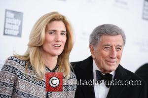Tony Bennett Gives Away Daughter At Wedding