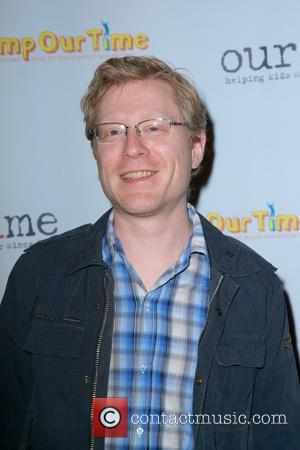 Anthony Rapp - Our Time's 11th Annual Benefit Gala 'Worth the Wait' - Arrivals - New York City, United Kingdom...