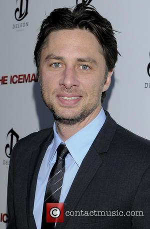 Zach Braff Defends Crowd-sourcing To Fund New Film