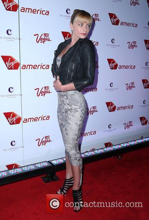 Jamie Pressly - Virgin America & Sir Richard Branson celebrate New flights with Star-Studded Launch Party at The Cosmopolitan of...