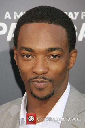 Anthony Mackie - Los Angeles Premiere of 'Pain & Gain'...
