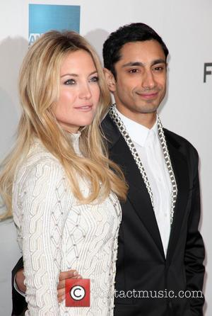Kate Hudson and Riz Ahmed
