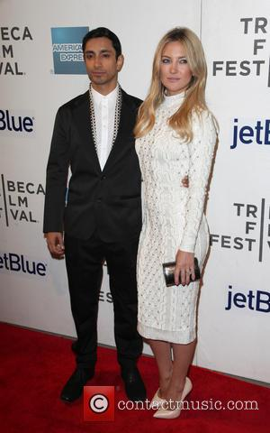 Riz Ahmed and Kate Hudson
