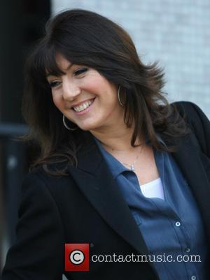 Jane Mcdonald - Celebrities outside the ITV Studios - London, United Kingdom - Tuesday 23rd April 2013