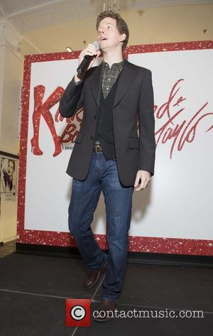 Stark Sands - Broadway's 'Kinky Boots' in store performance at Lord & Taylor - New York City, New York ,...