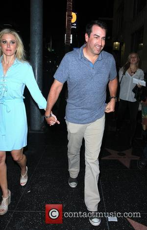 Rob Riggle - Los Angeles Premiere of 'Pain & Gain' held at TCL Chinese Theatre - Departures - hollywood Boulevard,...
