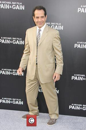 Tony Shalhoub - Los Angeles Premiere of 'Pain & Gain' held at TCL Chinese Theatre - Arrivals - Los Angeles,...